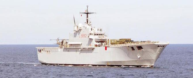 Migranti, la Marina libica mette in fuga navi Ong che attendevano barconi