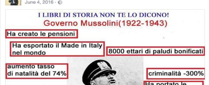 Genova, nuovo scandalo sul fascismo: gogna per il presidente che ama Mussolini