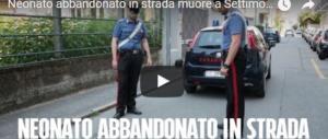 Neonato gettato giù dal balcone, il dna rivela: era frutto di un tradimento (VIDEO)