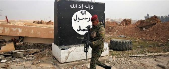 Mosul, i terroristi assediati nella Città Vecchia si fanno scudo dei civili