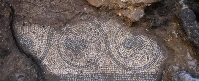 Roma, ritrovata una piccola Pompei durante i lavori della Metro C