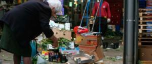 Il Mezzogiorno in piena crisi: un cittadino su due è a rischio povertà