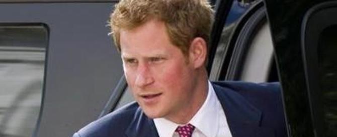 Il principe Harry: nessuno di noi scalpita per sedersi sul trono d'Inghilterra