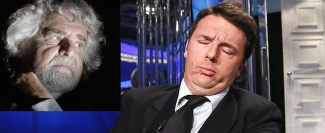 """Renzi si sveglia: """"Genova, Pistoia e L'Aquila fanno male. Ma non è colpa mia…"""""""