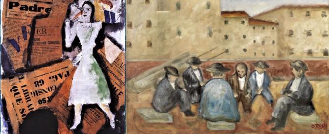 L'avanguardia di Ardengo Soffici e Ottone Rosai in mostra a Prato