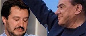 Berlusconi torna sulle note di Battisti. Salvini a Pontida: abolire le leggi Mancino e Fiano
