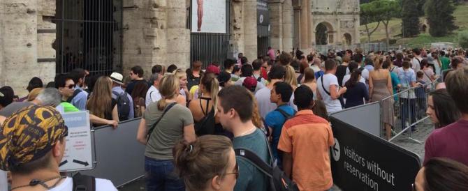 """Sicurezza, a Roma 35mila """"turisti fantasma"""": nessuno sa chi siano"""