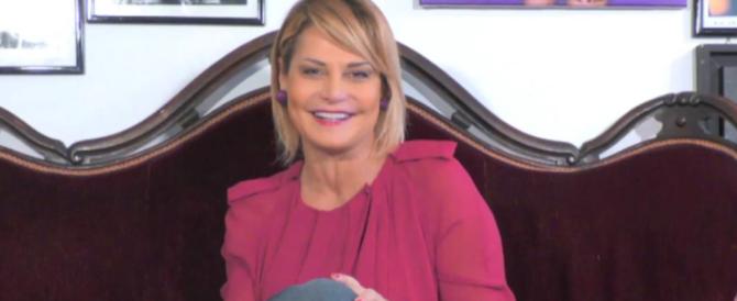 Simona Ventura pentita dei ritocchini: «Potevo fare a meno del bisturi»
