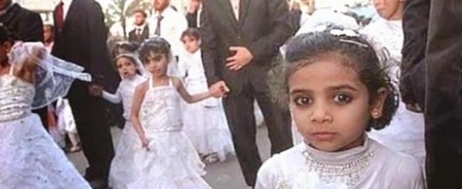 Infanzia negata, nel mondo ogni 7 secondi una sposa bambina