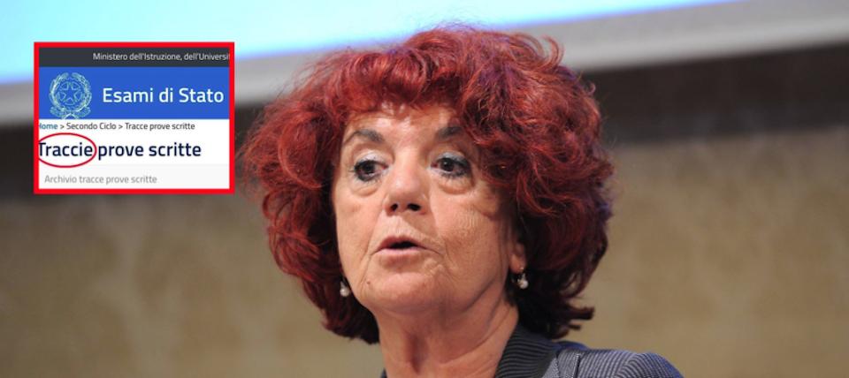 L Ultima Gaffe Della Fedeli Ministro Senza Laurea Clamoroso