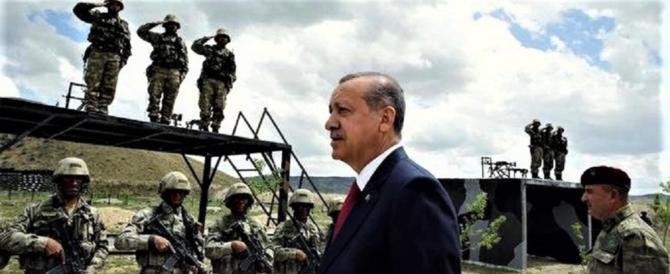 """Erdogan in campo in difesa del Qatar: """"Contrario all'Islam isolare Doha"""""""