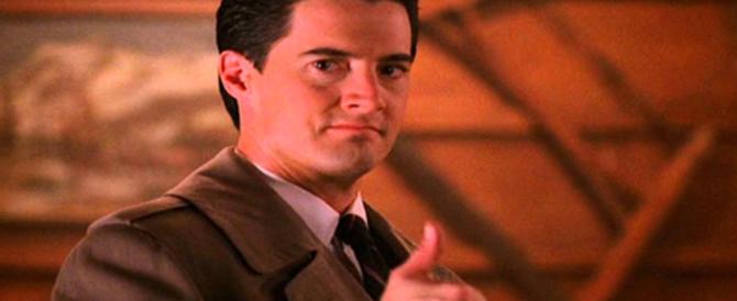 Crea il gelato Twin Peaks e scrive al detective Cooper che risponde: voglio un assaggio