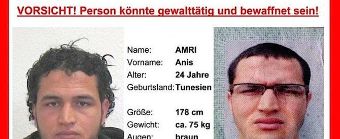 Accuse sulla polizia tedesca: chi manipolò il dossier sul terrorista Amri?