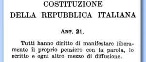 Il figlio di Buontempo scrive a Fiano: «Democrazia è libertà di opinione»