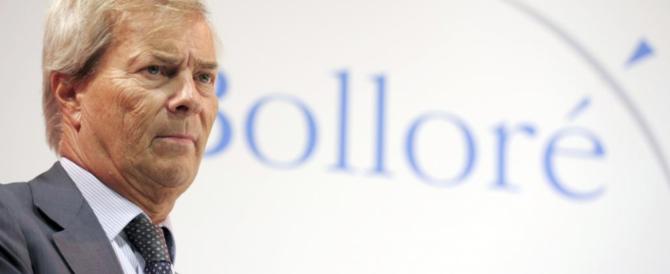 Bollorè e Premafin, il sospetto dei pm: vicenda fotocopia di Mediaset-Vivendi
