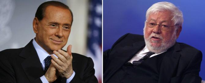 """Berlusconi ricorda Paolo Villaggio: """"Da oggi l'Italia è un po' più triste"""""""