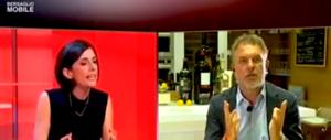 Duro scontro in tv fra Lirio Abbate e l'avvocato di Carminati, Ippolita Naso (video)