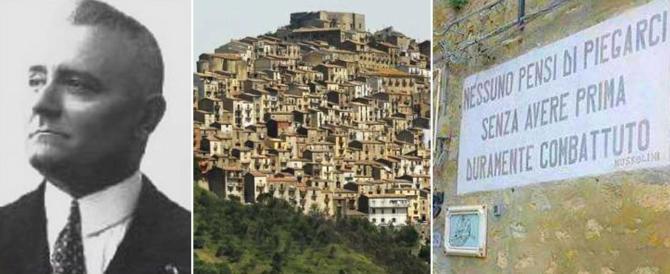 Con Cesare Mori il fascismo sradicò dalla Sicilia la mafia. Che tornò nel '45