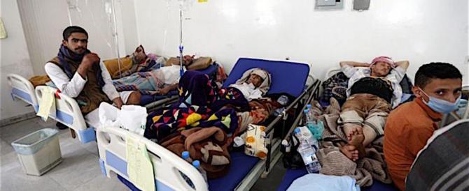 Sta diventando una piaga biblica l'epidemia di colera nello Yemen