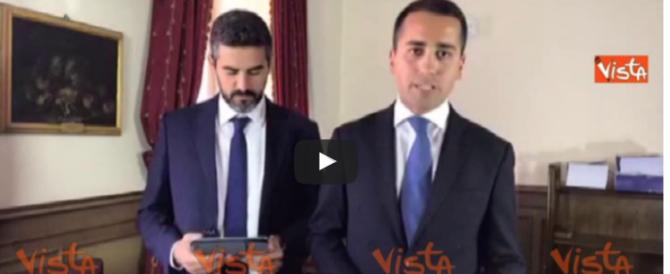 Vitalizi, Di Maio contro un ex deputato: ma il poveretto è morto da un anno (VIDEO)