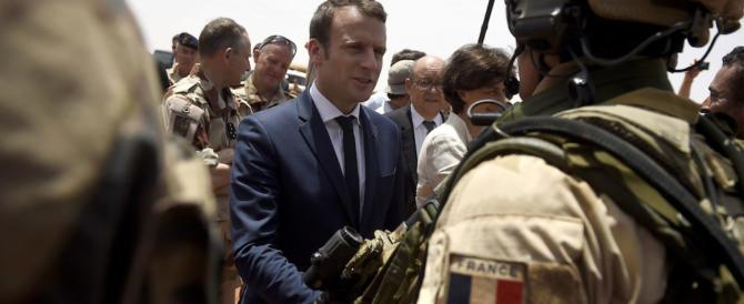 Forza Italia: governo italiano inetto, Macron ci sta scippando la Libia