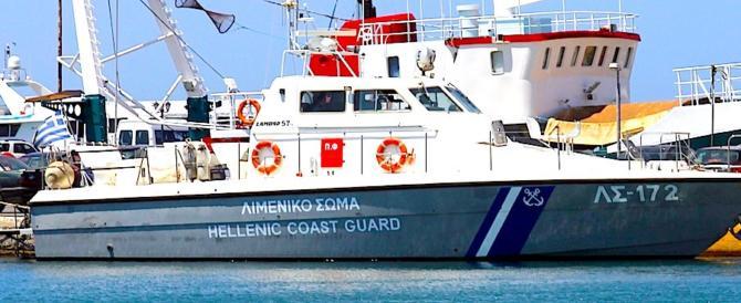Grave incidente a Rodi: nave turca rifiuta i controlli, i greci sparano