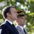 La popolarità di Macron in caduta libera: meno 10 per cento in un mese