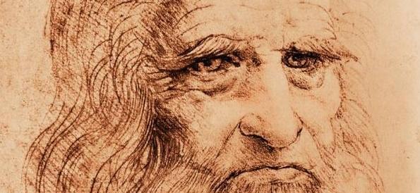 Torna visibile al pubblico il celebre autoritratto di Leonardo da Vinci