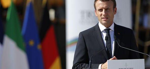 Migranti, Macron fa autocritica: «La Francia non ha sempre fatto la sua parte»