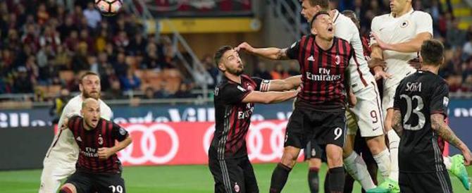 """""""Il Milan dove prende i soldi?"""" """"Roma più indebitata di noi"""". Lite Pallotta-Fassone"""