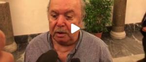 Lino Banfi: «Io e Paolo Villaggio eravamo due cialtroni buoni» (video)