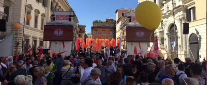"""Renzi: «Non mi fermate». Ma Pisapia lo sfida e lancia """"Insieme"""" contro Matteo…"""