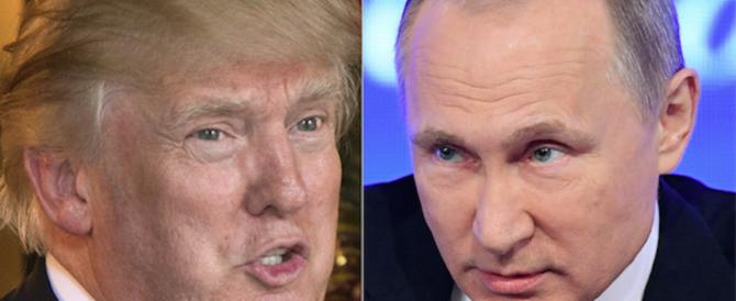 Washington a Putin: «Espulsione dei diplomatici immotivata, replicheremo»