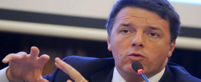 Bankitalia, Renzi attacca la Boldrini: «Un errore ammettere la mozione M5S»