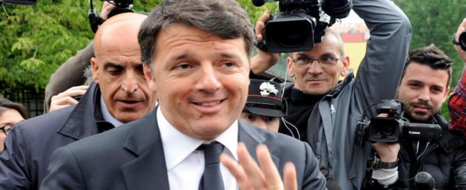 Anche dopo la bocciatura della Ue, Renzi continua a fare lo spavaldo: «Un film già visto»