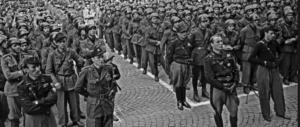 """1 luglio 1944: nascono le Brigate Nere. Con lo scopo di """"rompere la schiena dei ribelli"""""""