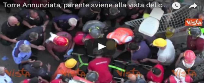 Torre Annunziata, recuperati tutti i corpi: ecco chi erano le 8 vittime del crollo (VIDEO)