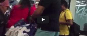 Roma, furti in metro e sui bus: 6 arresti in poche ore. Ecco i ladri in azione (VIDEO)