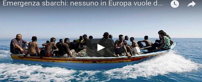 Frontex, altro che profughi: niente siriani, da noi arrivano nigeriani e ivoriani (VIDEO)