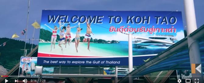 Si scrive Koh Tao si legge l'isola della morte: gli omicidi di 7 turisti avvolti nel mistero (VIDEO)
