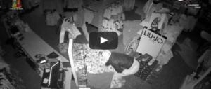 Roma, ladri georgiani smascherati dalle telecamere: non sono i primi (VIDEO)