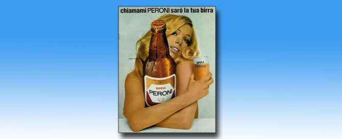 È morta Solvi Stubing, iconica interprete dello spot della birra Peroni (video)