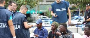 Milano, «criminalità diffusa» intorno alla Stazione: blitz in forze della polizia