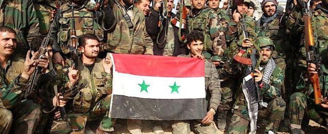 """Damasco: """"Alla prossima aggressione Usa risponderemo con le armi"""""""