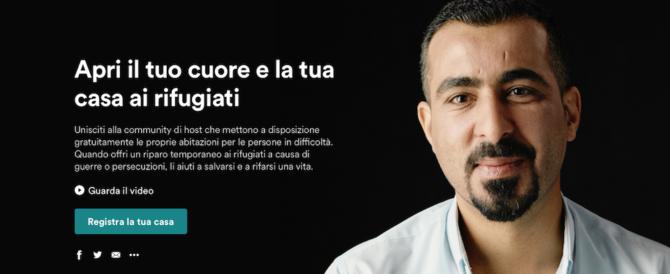 """""""Accogli un rifugiato"""". Ora chiedono agli italiani di ospitare i migranti a casa"""