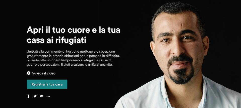 Accogli un rifugiato ora chiedono agli italiani di for Ospitare a casa