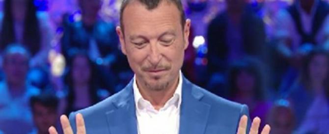 Festival di Sanremo, Amadeus e Mika in pole position per la conduzione