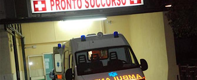 Il migrante dà fuoco al centro di accoglienza, uno dei gestori gli spara
