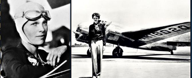 Svelato il mistero di Amelia Earhart: i resti trovati nel Pacifico sono i suoi (video)