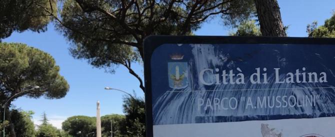 Latina, il sindaco cancella il parco Mussolini. E per l'inaugurazione arriva la Boldrini